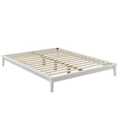 Christopherso Wood Platform Bed Frame Wood Platform Bed Frame