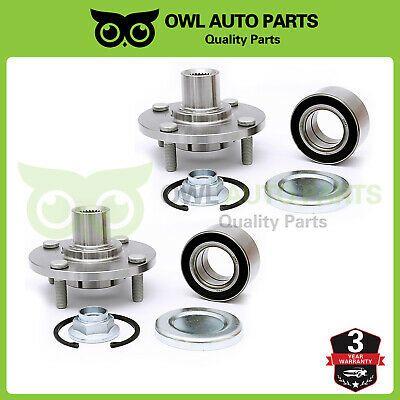 Advertisement Ebay Front Wheel Bearing Hub Kit Pair Of 2 For