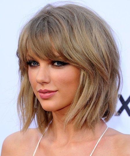 Taylor Swift Bob Haircut Top Best 25 Taylor Swift Haircut Ideas On Pinterest Of Taylor Swift Bob Haircut A Blonde Bob Hairstyles Hair Styles Medium Hair Styles
