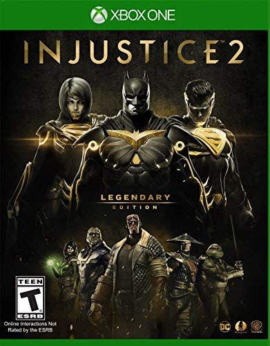 Injustice 2 Xbox Black Friday In 2020 Injustice 2 Injustice Xbox One