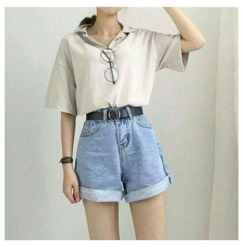 korean summer outfits ulzzang