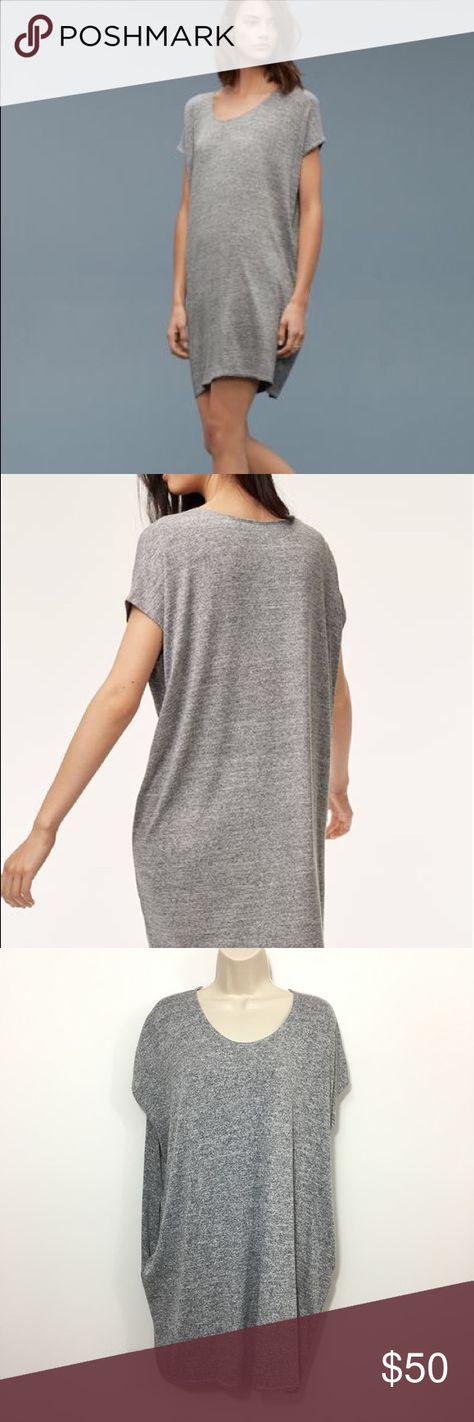 9675cd6b004c Aritzia Wilfred free 'Lorelei' jersey knit dress New with tags aritzia  Wildred free jersey