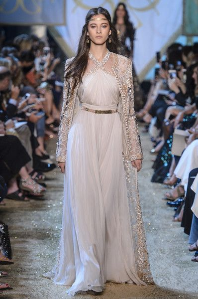 Elie Saab Couture, Fall 2017 - Gorgeous Couture Runway Gowns Fit for a Bride - Photos