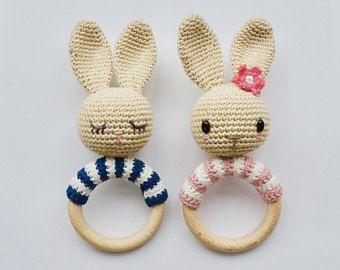 Classic Amigurumi Bunny Crochet Pattern - Once Upon a Cheerio | 270x340