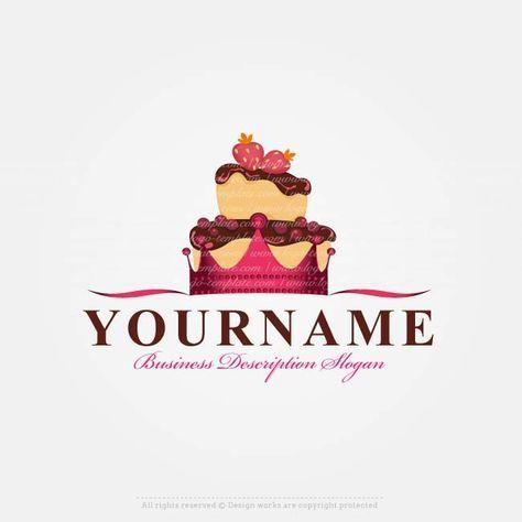 Free Logo Maker Online Royal Cake Logo Design With Images