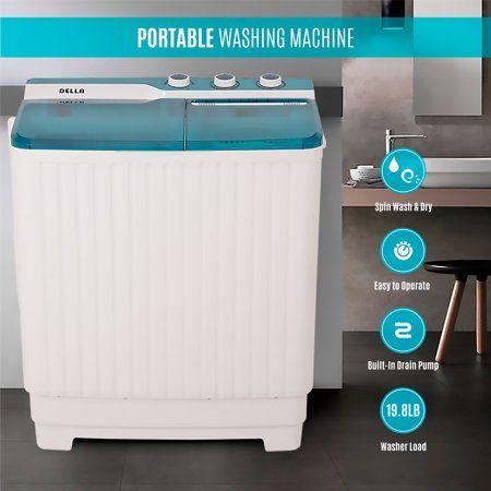 Home Washing Machine Washer Mini Washing Machine Portable Washer