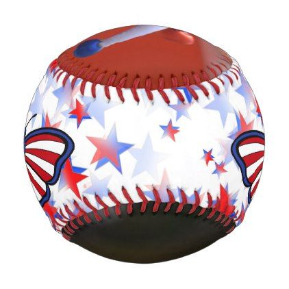 Celebration Of Independence Baseball 4th July Usa Patriot Holiday Independence Day July Fourth Diy Independence Day Kids Baseball Custom Baseballs