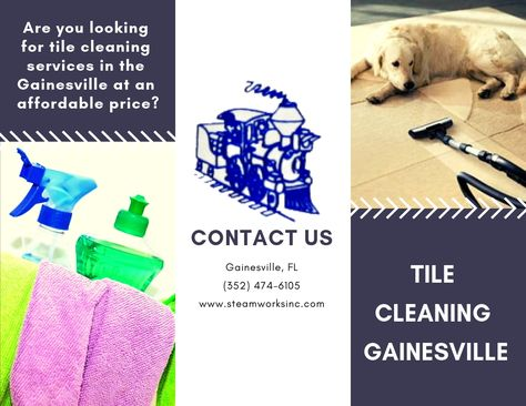 Tile Cleaning Service In Florida