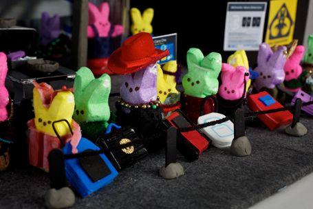Peeps Show: Washington <i>Post</i>'s Diorama Contest Takes On the TSA   TIME.com