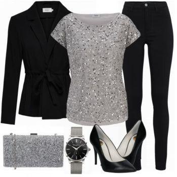 Tamaris Damen Outfit Komplettes Freizeit Outfit günstig