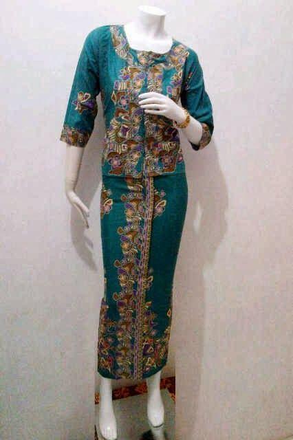 Model Baju Pramugari : model, pramugari, Dress, Batik, Pramugari, แบบเสื้อสตรี,, ชุดเดรสสวยๆ,, ชุดสวย
