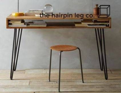 720mm Hairpin Legs For Tables And Desks Free Bedside Tables