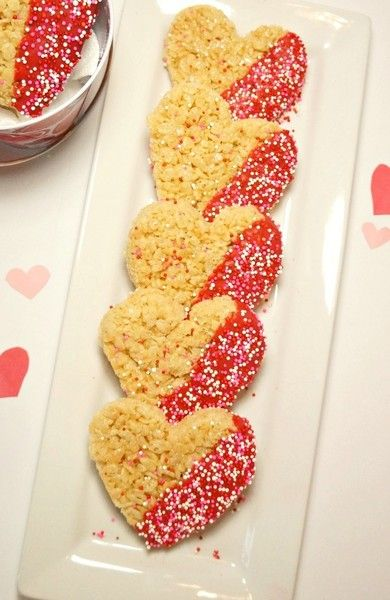 Break out the cookie cutters - Valentine's Day Treats for Kids - Photos
