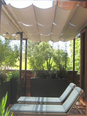 Sunbrella View Retractable Patio Awning   Resource Contact For Creating  Shade Cover In Palo Alto, Ca   Synthia Petroka Marine Textile Engineer |  Pinterest | ...