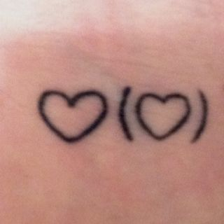 I Carry Your Heart I Carry It In My Heart Will Do One Day Heart Tattoo Designs Tattoos Mommy Tattoos