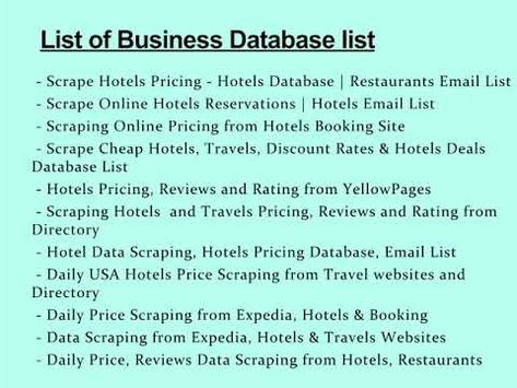 186 best Email Scraping Services images on Pinterest Cleaning - resume valley reviews