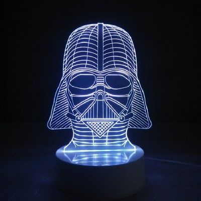 Visual In Table Led Light Lamp 2018Halloween Night Soldier Dsu 3d c1ulJ35TFK