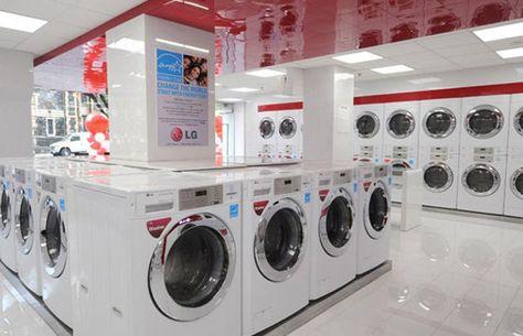 15 Awesome Laundromats