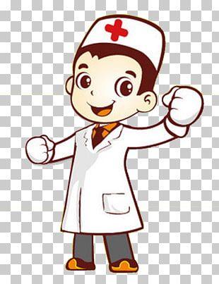 Nino Doctor Victor Art Medico Enfermera De Dibujos Animados Medico De Dibujos Animados Png Clipart Cartoon Cartoon Clip Art Cartoons Png