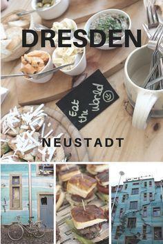 Auf Kulinarischen Wegen Durch Dresdens Neustadt Dresden Essen Dresden Stadtereisen
