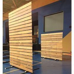 Wood Office Partitions Diy Room Divider Wood Room Divider Room