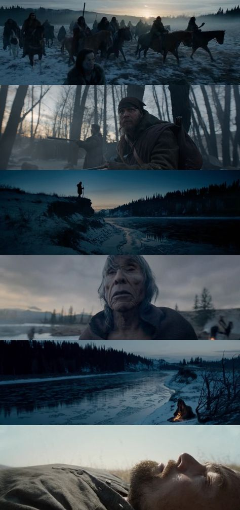 In this article, we look back on some of last year's best cinematography - The Revenant (2015)