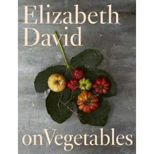 Elizabeth David on vegetables. Looking for something new as a side dish? Or a new salad? Grab this book off our shelves to give your vegetable a more prominent place on your plate!! Available from Campbelltown campus library. #elizabethdavid #vegetable #veges #recipes #cooking