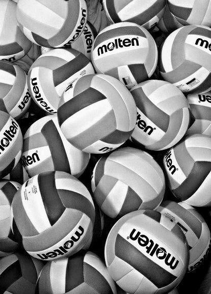 Love The Black And White Volleyball Wallpaper Volleyball Volleyball Backgrounds