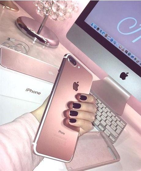 Pink #iPhone #phone #phonecases #iphone #iphonecase #iphone7