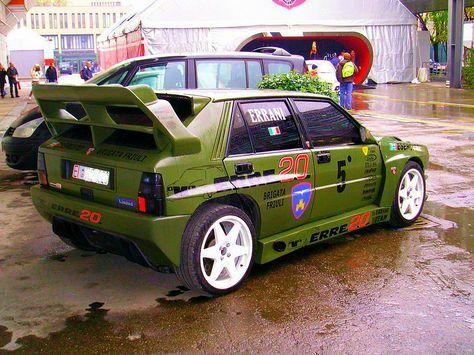 radracerblog: Lancia Delta