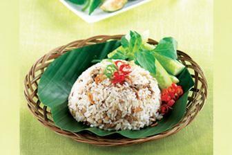 Resep Nasi Tutug Oncom Nasi Tumbuk Disantap Bersama Campuran Oncom Berbumbu Makanan Resep Kari