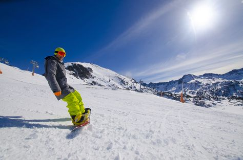 5. Soldeu, Andorra - If you love the choice of skiing and attractions of large French resorts, but seek for a more cost-effective alternative then look no further than Soldeu. The attractive Pyreneean resorts sits at the centre of the Grandvalira ski area with access to a fantastic 210 km of pistes, so there is enough variety to satisfy the most demanding skier. Read More: http://www.igluski.com/blog/2014/07/08/top-5-ski-resorts-for-groups