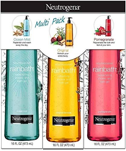 New Neutrogena Rainbath Multi Pack 3 1 Original Formula 1