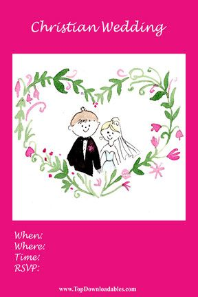 114 best DIY Free Wedding Printable Templates images on Pinterest - wedding flyer
