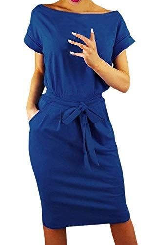 Only Onlmay S//S Dress Noos Vestito Donna