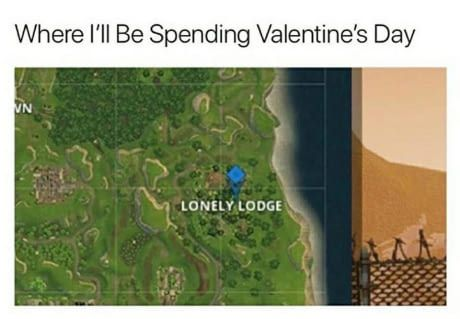 For All The 9gaggers This Valentine 039 S Day Valentines Memes Fortnite Valentines Day Memes
