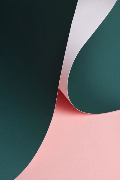 INSPIRATION 16 / PINK AND GREEN #paper #shoot #editorial #background