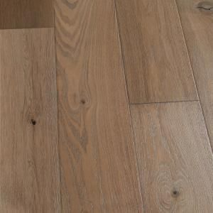Malibu Wide Plank French Oak Key West 1 2 In T X 7 5 In W X Varying Length Engineered Click Hardwood Flooring 23 44 Sq Ft Case Hdmccl075ef The Home Depo In 2020 Flooring