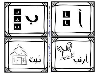 حروف اللغة العربية المميزة الموقع التربوي نج حني موقع المعل م والمتعل م Blog Arabic Alphabet Alphabet