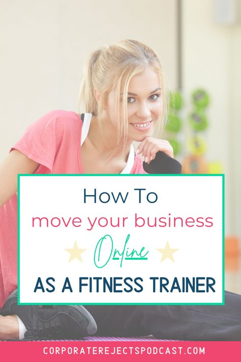 Learn how Fitness Instructor in Hawaii, Claudia Micco, pivoted her fitness business to be online.