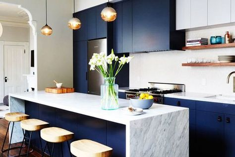 Best Two-Toned Kitchen Cabinet Ideas