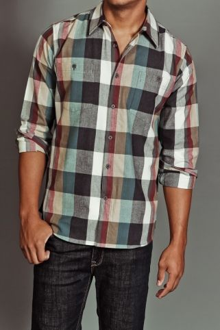 Fall flannel - seasons must have!