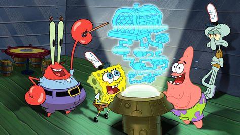 SpongeBob SquarePants Desktop Wallpaper | Moviemania