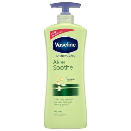 Vaseline Hand And Body Lotion Soothing Hydration 20 3 Oz Walmart Com Lotion For Dry Skin Healing Dry Skin Moisturizer For Dry Skin