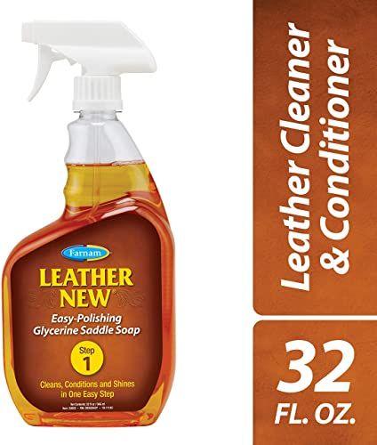 New Farnam Leather New Easy Polishing Glycerine Saddle Soap 32 Fl Oz Model Number 32602 Top Grain In 2020 Top Grain Leather Sofa Top Grain Leather Sofa Clearance