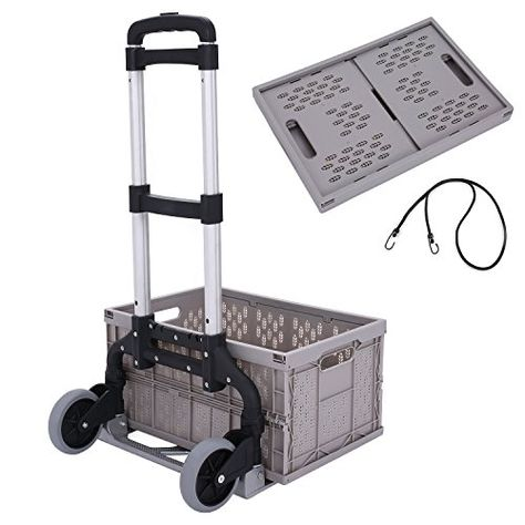 Milwaukee HD Box Trolley Heavy Duty Trolley Scatola
