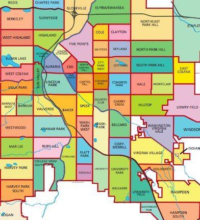 suburbs of denver co map Doris Gallegos Dgallegos3102 On Pinterest suburbs of denver co map