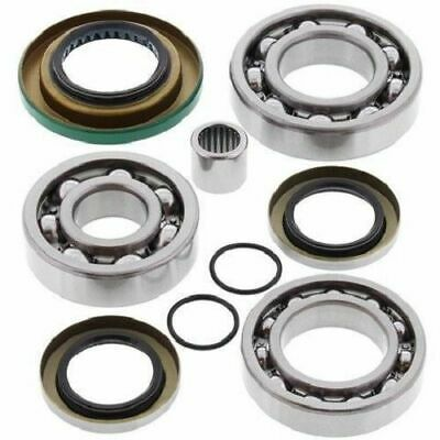Can-Am Outlander 1000 DPS 2017-2018 Both Rear Wheel Bearings And Seals