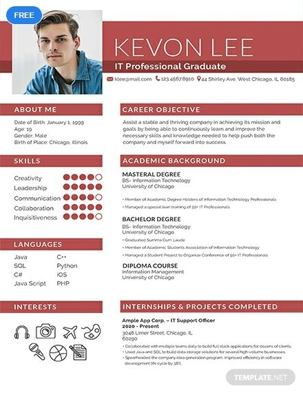 Free Professional Resume Cv For Freshers Template Word Doc Psd Apple Mac Pages Free Professional Resume Template Resume Template Professional Job Resume Format