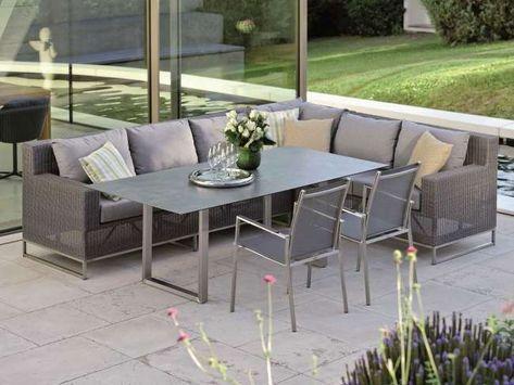 Stern Fontana Dining 3 Sitzer Loungesofaelement Geschlossen Ambiente Gartentisch Gartenmobel Sets Massiv Mobel